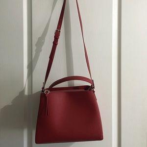 Red Zara Purse ♥️